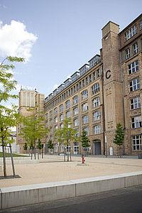 HTW Berlin, Gebäude C © HTW Berlin / Mandy Schaff