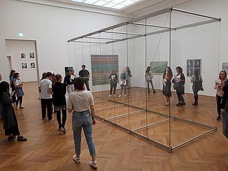 Workshop im Albertinum Dresden (SKD) © HTW Berlin / Tobias Nettke