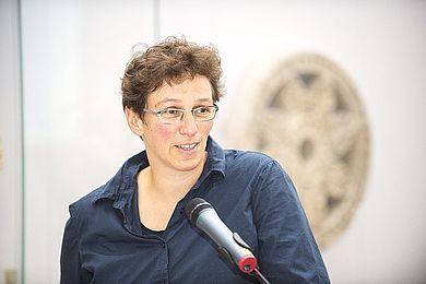 Prof. Dr. Susan Kamel © Milena Schlosser