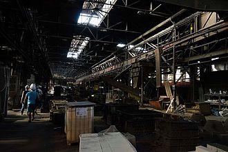 Eisenindustrie in Ozimek (Malapane). © HTW Berlin / Marco Ruhlig