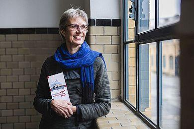 Prof. Dr. Dorothee Haffner © HTW Berlin / Nikolas Fahlbusch