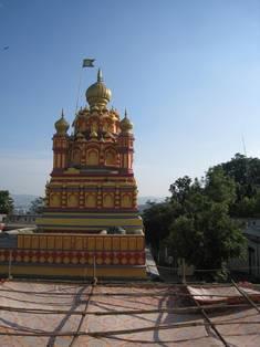 Parvati-Tempel in Pune