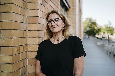 Prof. Dr. Susanne Kähler © HTW Berlin / Alexander Rentsch