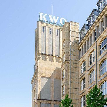KWO Campus Wilhelminenhof © Marco Ruhlig