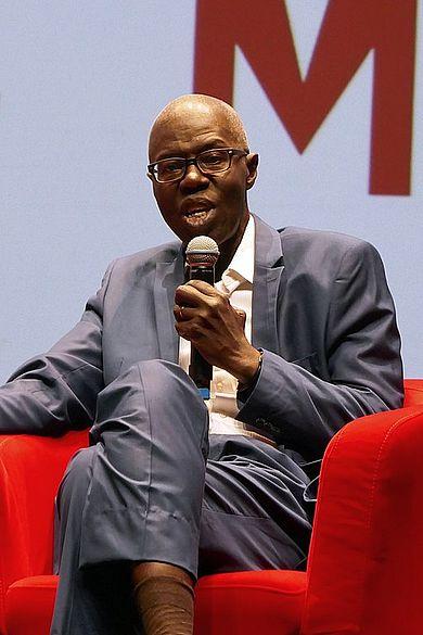 Souleymane Bachir Diagne - Strasbourg Septembre 2018